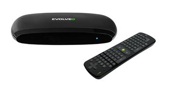 EVOLVEO Android Box Q4 4K + EVOLVEO FlyMotion