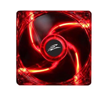 EVOLVEO 12L1RD fan 120mm, 4 LED red