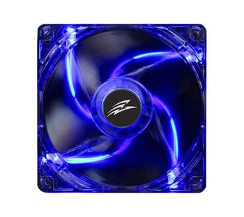 EVOLVEO 12L1BL fan 120mm, 4 LED blue