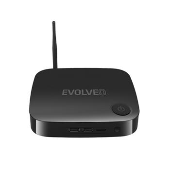 EVOLVEO WinPC X5, Quad Core Intel personal computer with Windows 10