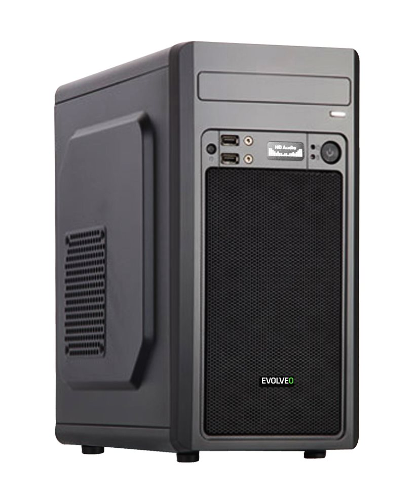 EVOLVEO M2, case mATX