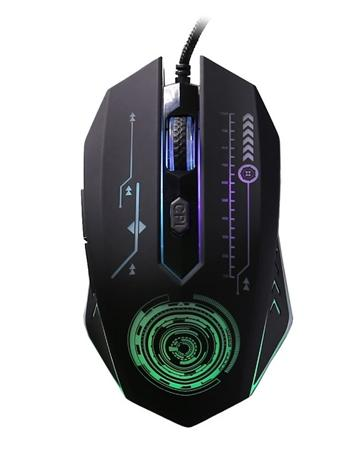 EVOLVEO MG760 gaming laser mouse, 2400DPI