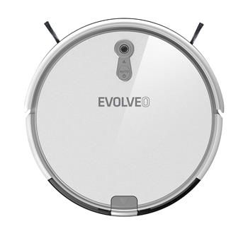 EVOLVEO RoboTrex H11 Vision, robotic vacuum cleaner (wet wiping and charging station)