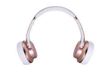 EVOLVEO SupremeSound E9, Bluetooth headphones and speakers 2in1, rose gold