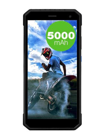 EVOLVEO StrongPhone G6, wasserdichtes widerstandsfähiges Android Quad Core Smartphone