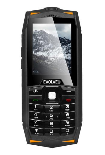 EVOLVEO StrongPhone Z3, waterproof, rugged, 3G Dual SIM mobile phone