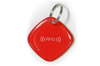 EVOLVEO Salvarix, RFID tag, red