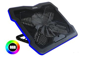 EVOLVEO Ania 6 RGB, notebook cooling stand