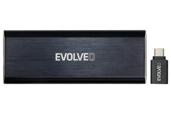 EVOLVEO Tiny N1, 10Gb/s, external HDD enclosure NVME, USB A 3.1