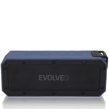 EVOLVEO Armor O6, 40 W, IPX7, outdoor Bluetooth speaker, blue-black